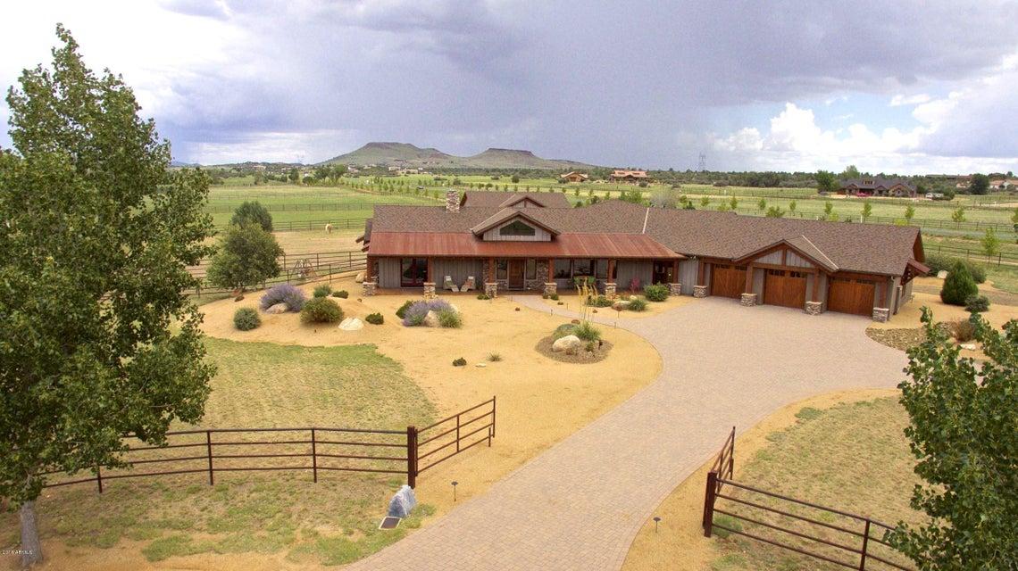 MLS 5494085 4200 W LATHAM Circle, Prescott, AZ Prescott AZ Equestrian