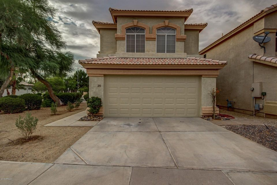 3719 E INVERNESS Avenue 20, Mesa, AZ 85206