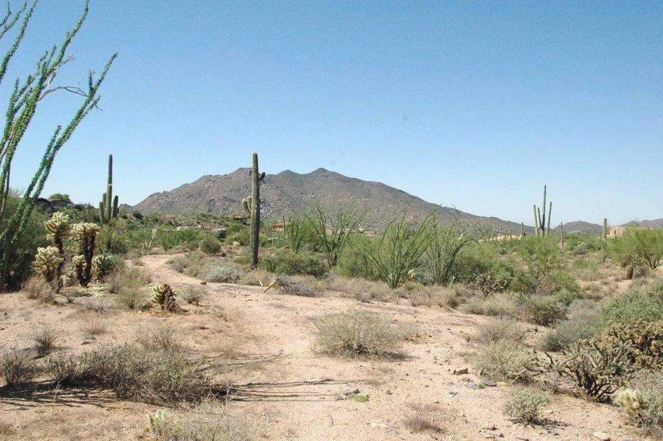 N OCOTILLO RIDGE Drive Lot 21, Carefree, AZ 85377