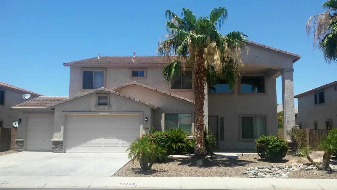 43228 W KNAUSS Drive , Maricopa AZ  85138