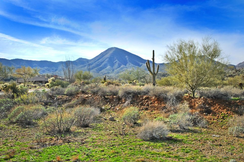 14340 E DESERT TORTOISE Trail Lot 31, Fountain Hills, AZ 85268