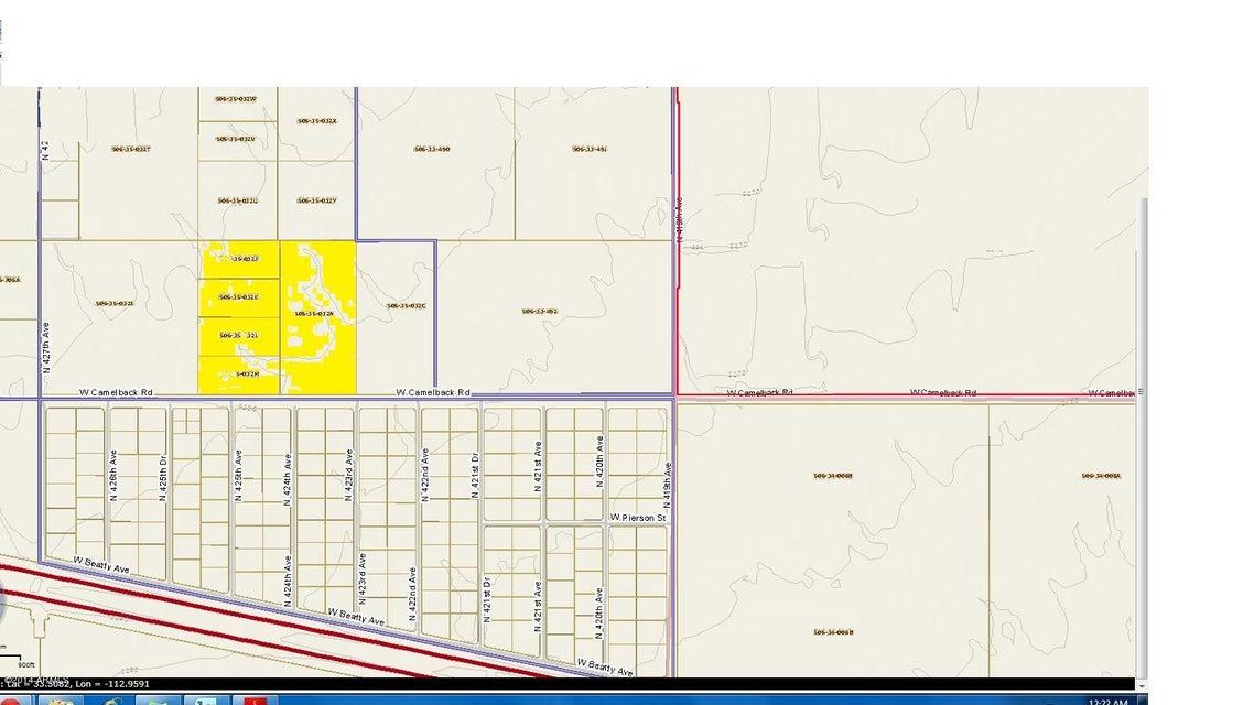 423-425 W CAMELBACK Road Lot 506-35-032-M, Tonopah, AZ 85354