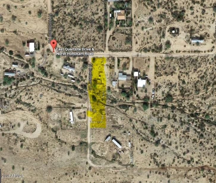 0 Quartzite Drive Florence, AZ 85132 - MLS #: 5498345