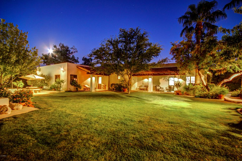 9025 N MORNING GLORY Road, Paradise Valley AZ 85253