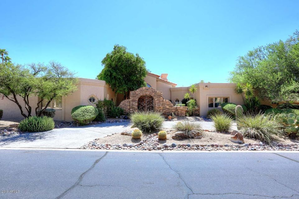 MLS 5497194 8217 E ADOBE Drive, Scottsdale, AZ 85255 Scottsdale AZ Single-Story