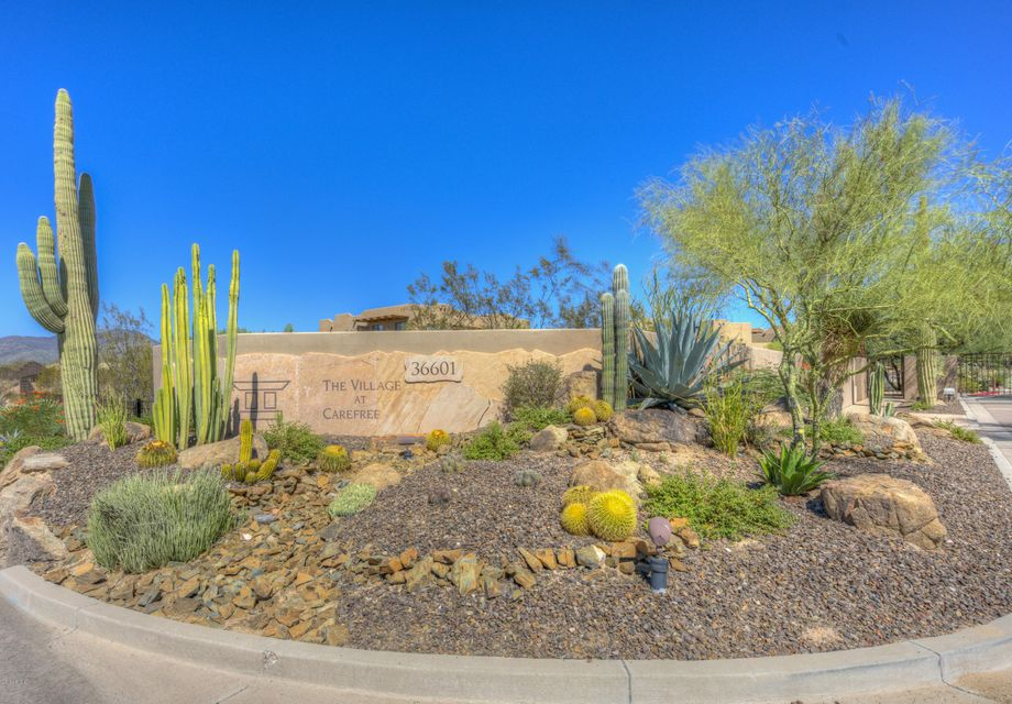 36601 N MULE TRAIN Road 37A, Carefree, AZ 85377