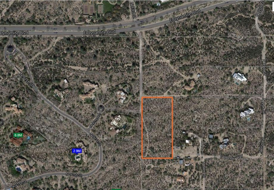 27909 N 93RD Street Lot 0, Scottsdale, AZ 85262