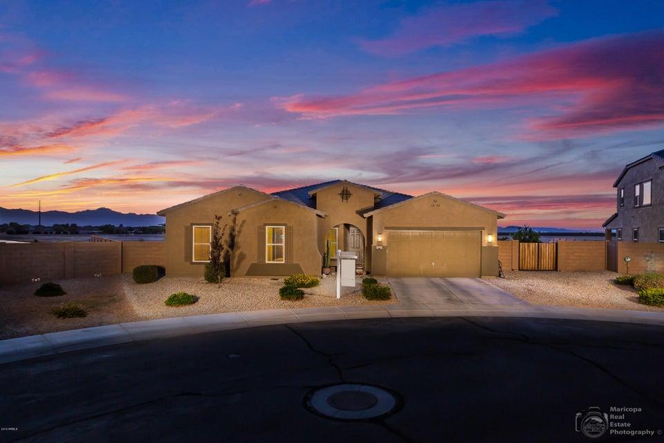 40966 W DESERT FAIRWAYS Drive , Maricopa AZ  85138