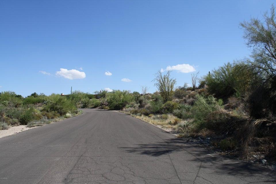 8517 E DOUBLE EAGLE Drive Lot 945, Carefree, AZ 85377