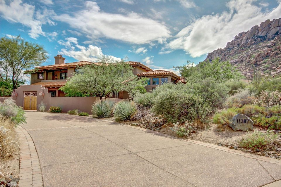 11387 E YEARLING Drive, Scottsdale, AZ 85255