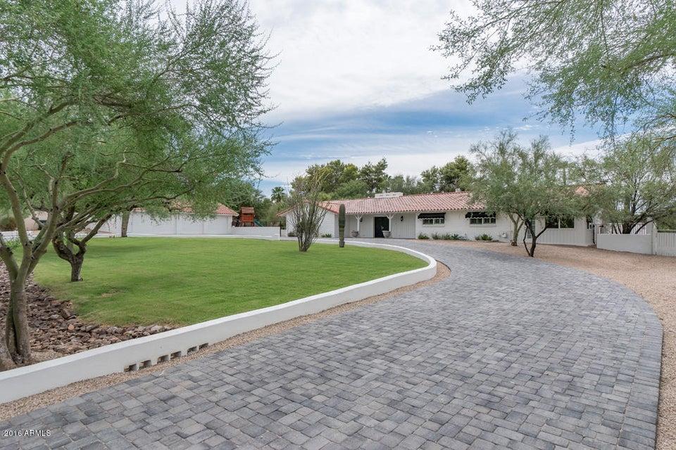 Single Family Home for Sale at 4501 E Arlington Road Phoenix, Arizona,85018 United States