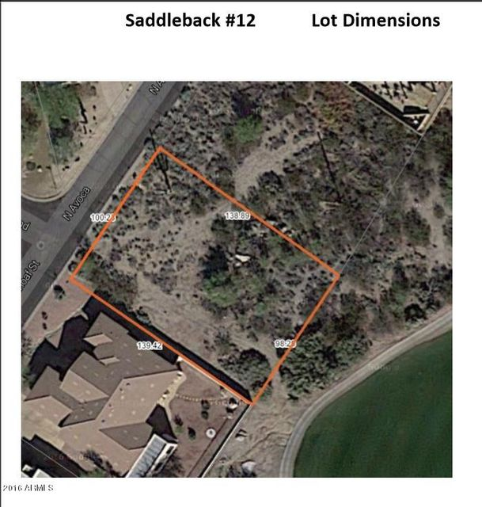 7130 E SADDLEBACK Street Mesa, AZ 85207 - MLS #: 5502971