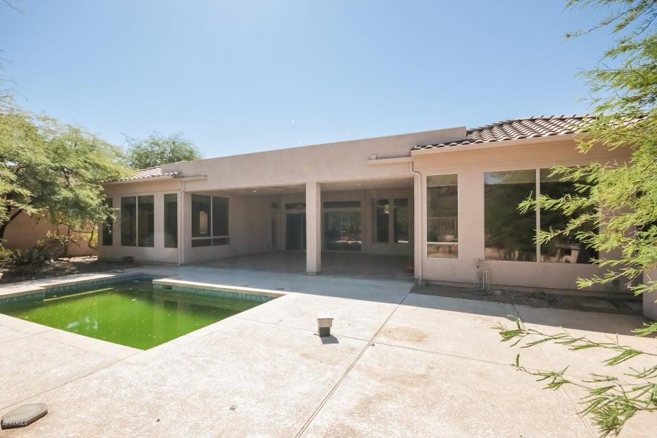 MLS 5503212 13398 E SORREL Lane, Scottsdale, AZ 85259 Scottsdale AZ Bank Owned
