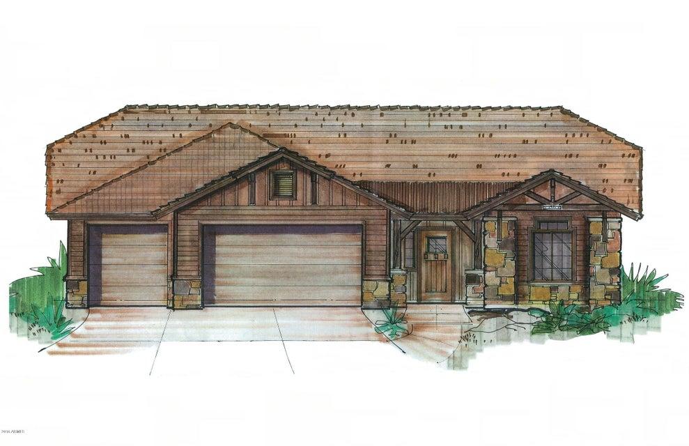 MLS 5503281 400 S Forest Ridge Court, Payson, AZ Payson AZ Newly Built