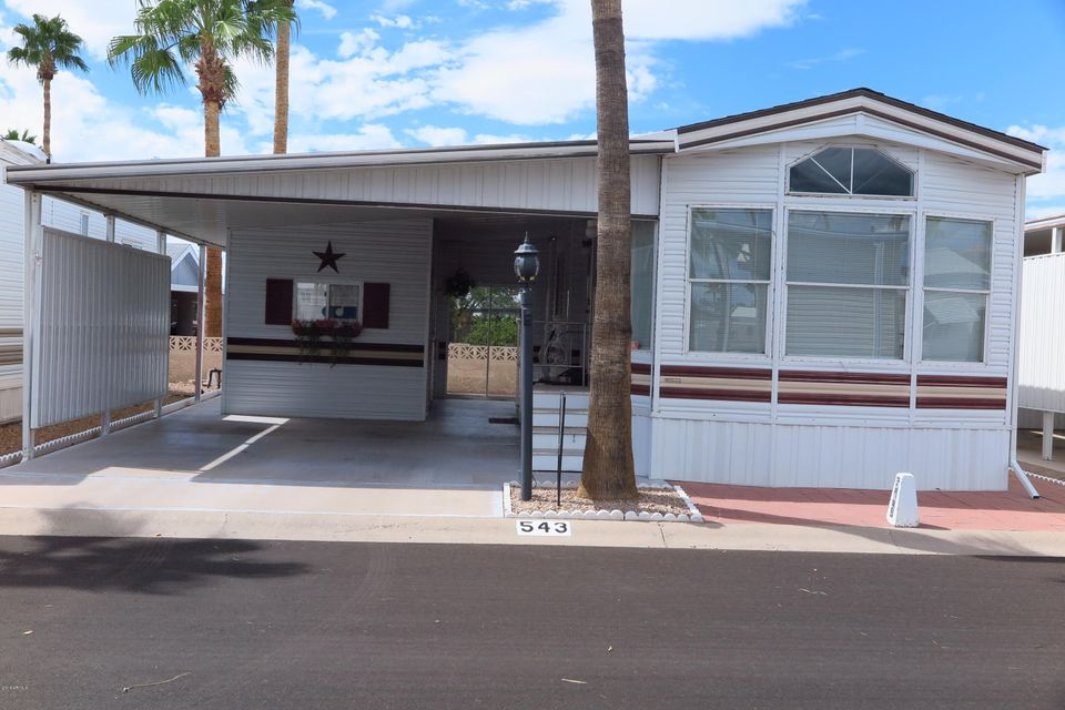 3710 S Goldfield Road 543, Apache Junction, AZ 85119