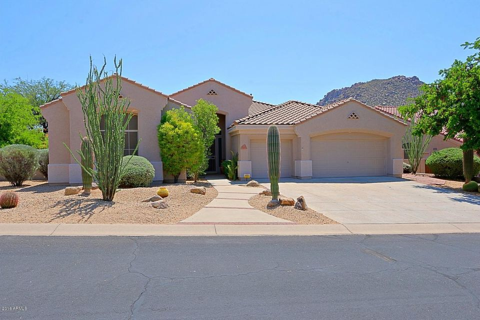 11401 E DIAMOND CHOLLA Drive, Scottsdale AZ 85255
