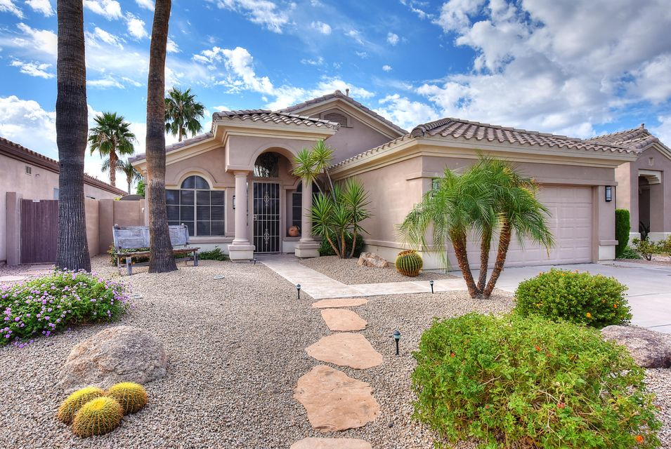 8133 E THERESA Drive, Scottsdale AZ 85255