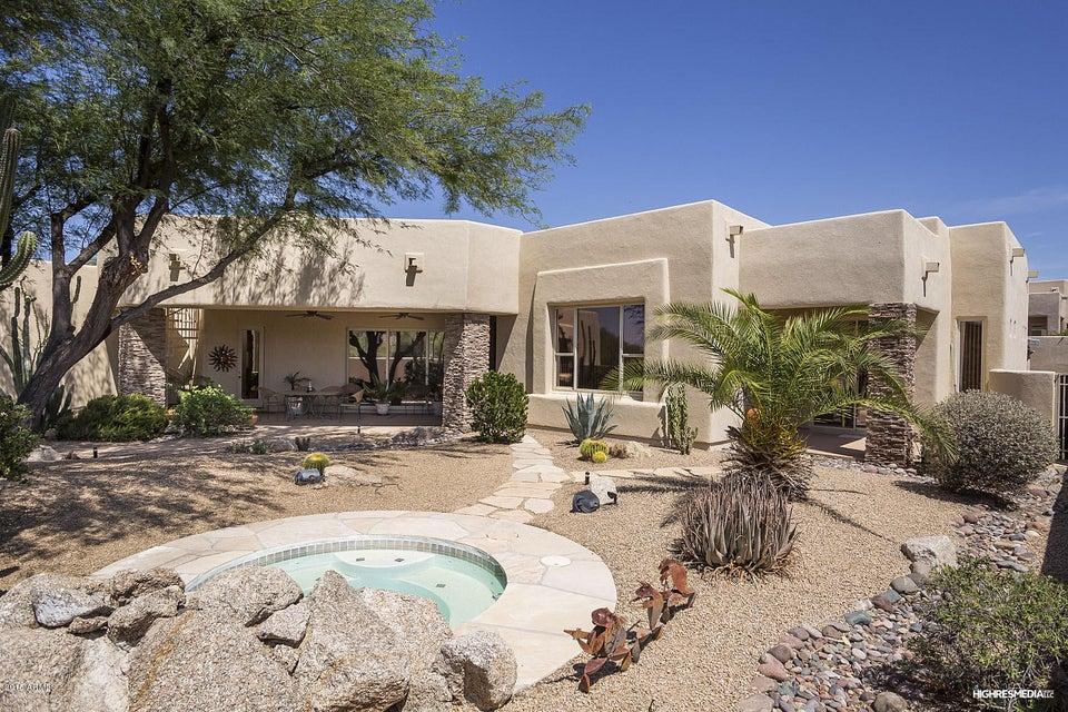9876 E GAMBLE Lane, Scottsdale AZ 85262