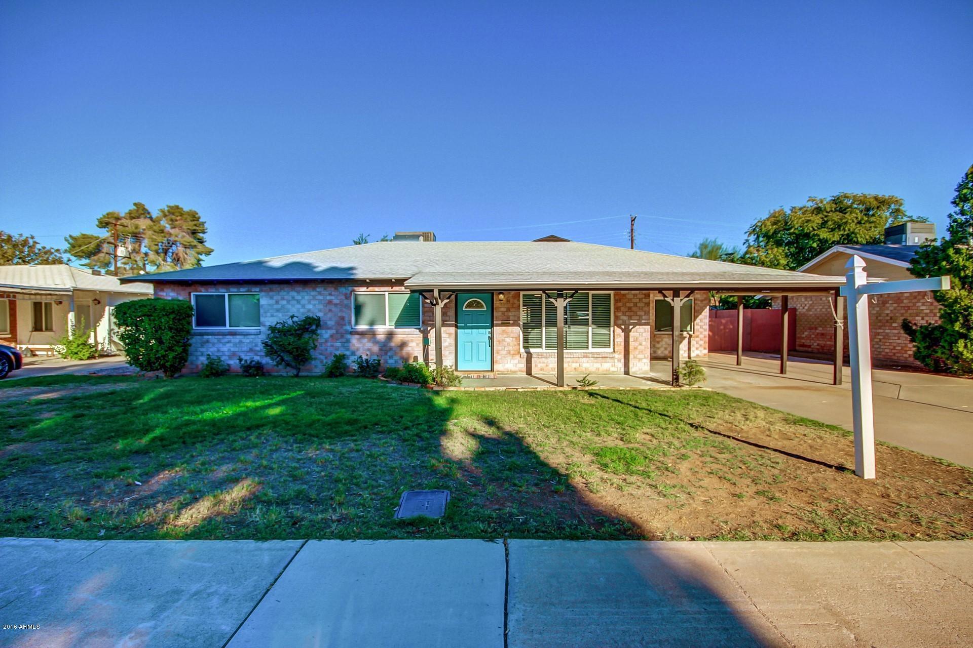 1809 N 74TH Street, Scottsdale AZ 85257