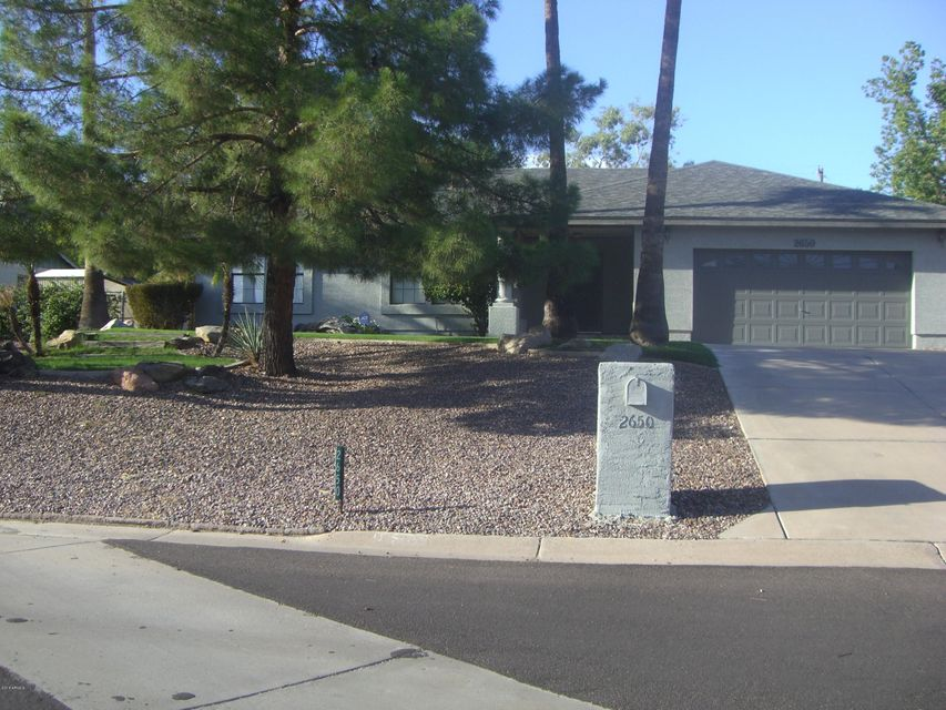 2650 E EMILE ZOLA Avenue, Phoenix AZ 85032