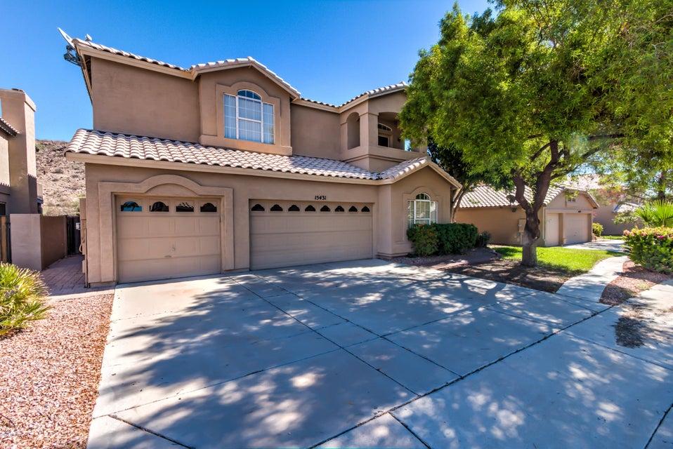 15431 S 31ST Place, Phoenix AZ 85048