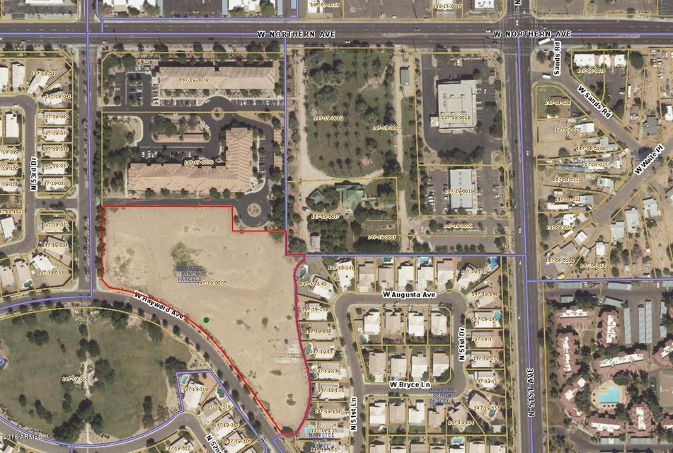 7959 N 53RD Avenue Lot 5, Glendale, AZ 85301