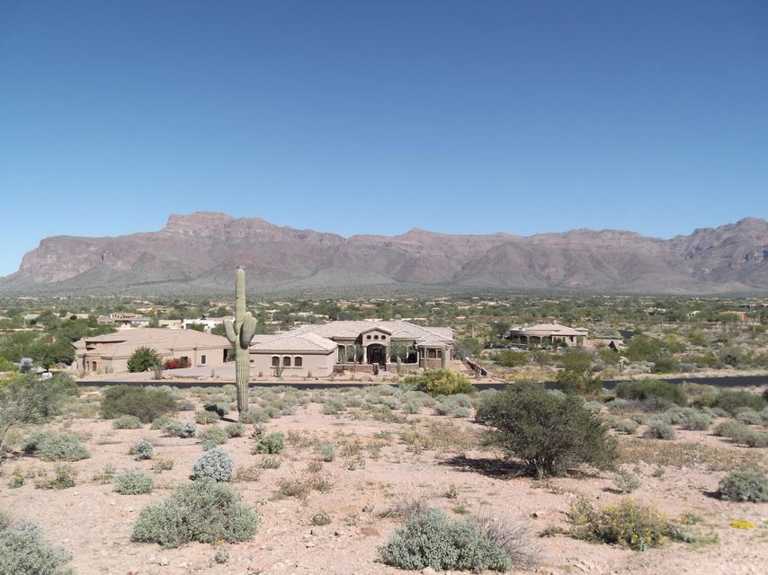 6605 E OLD CAMP Road Lot 16, Gold Canyon, AZ 85118