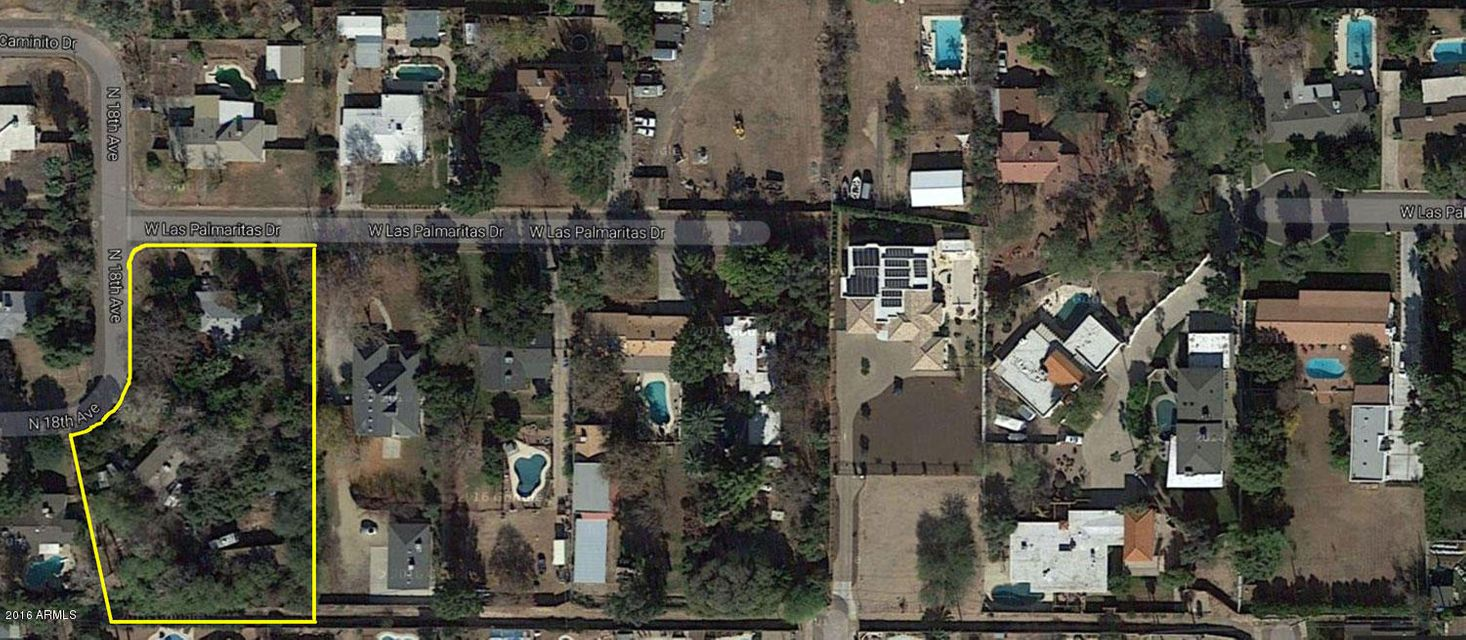 1747-1801 W LAS PALMARITAS Drive Lot 19    26, Phoenix, AZ 85021