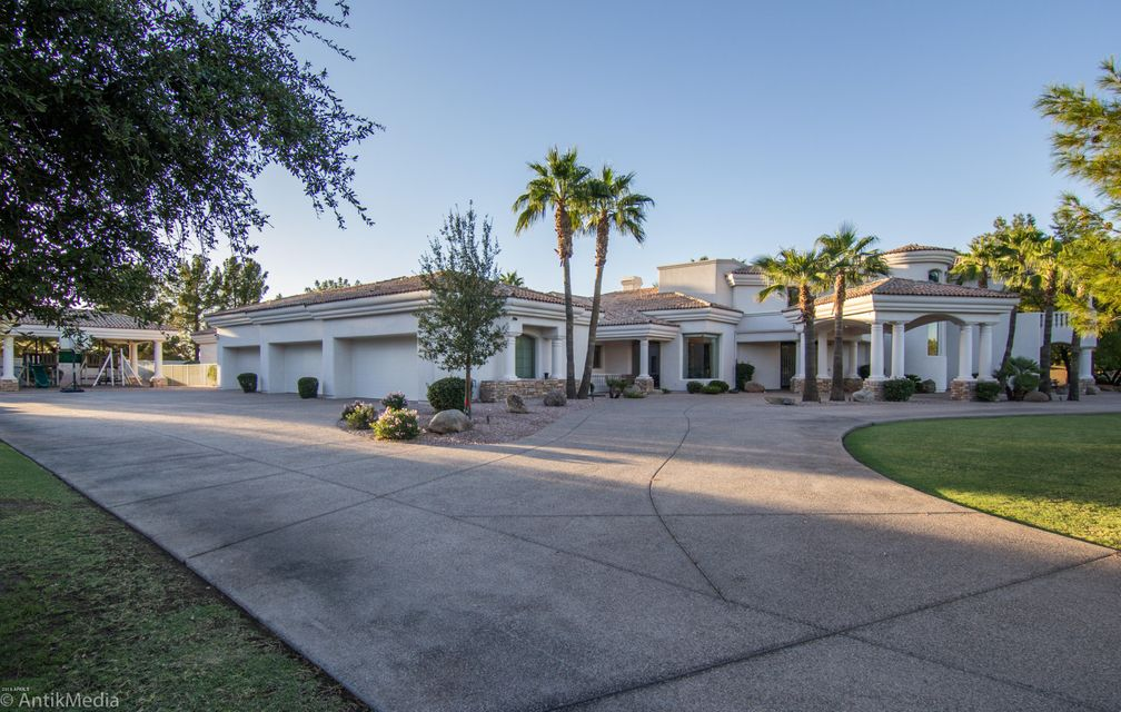 MLS 5509450 6 E OAKWOOD HILLS Drive, Chandler, AZ Scenic Views