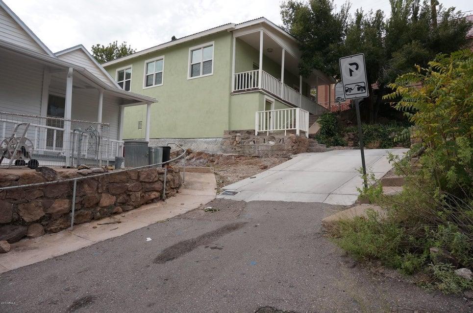 MLS 5509077 10 CLAWSON Avenue, Bisbee, AZ Bisbee AZ Historic