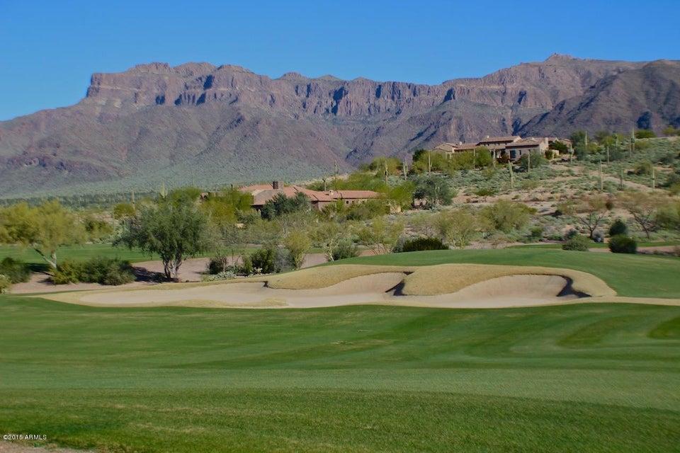 9142 E QUARTZ MOUNTAIN Drive Lot 60LGE, Gold Canyon, AZ 85118