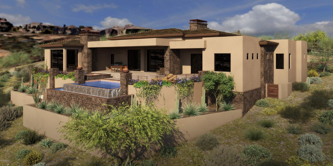 Photo of home for sale at 9724 PALISADES Boulevard N, Fountain Hills AZ