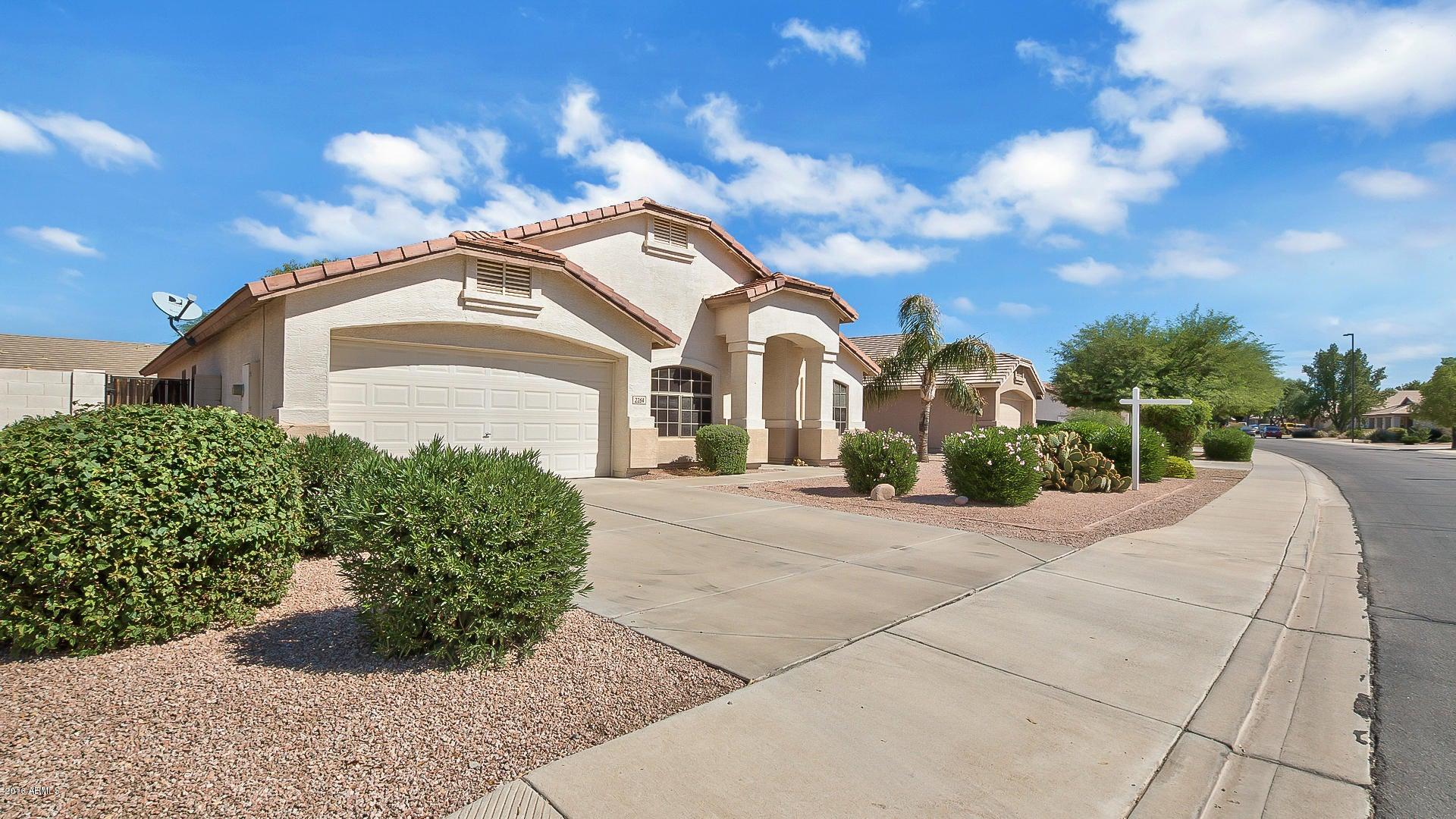 2264 E CATCLAW Street, Gilbert, AZ 85296