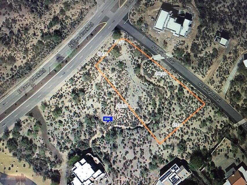 9059 E CAVE CREEK Road Lot 113, Carefree, AZ 85377
