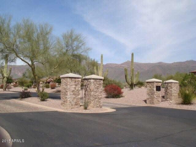 7372 E SPANISH BELL Lane Lot 15, Gold Canyon, AZ 85118