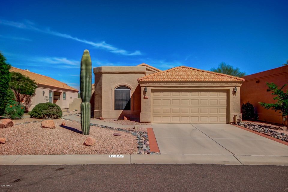 17322 E QUAIL RIDGE Drive, Fountain Hills, AZ 85268