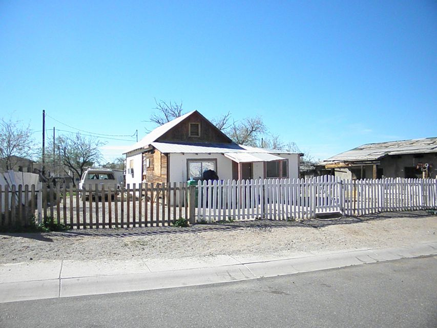 406 S ST LOUIS Avenue, Gila Bend, AZ 85337