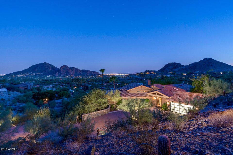 Additional photo for property listing at 4455 E Moonlight Drive  Paradise Valley, Arizona,85253 United States