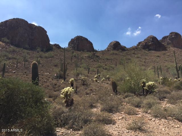 5364 S GOLD CANYON Drive Lot 3, Gold Canyon, AZ 85118