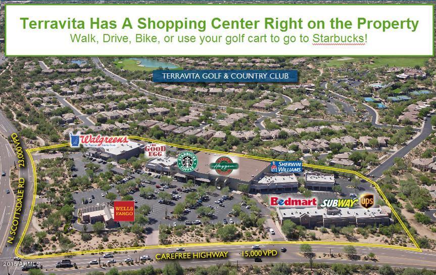 MLS 5517352 6879 E AMBER SUN Drive, Scottsdale, AZ 85266 Scottsdale AZ Terravita