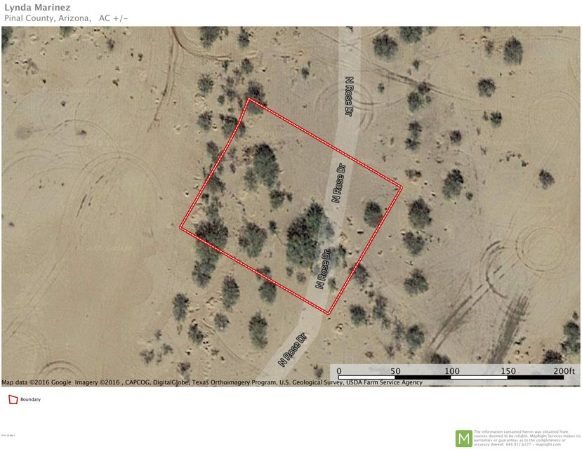 4335 N ROSE Drive Lot 9, Eloy, AZ 85131