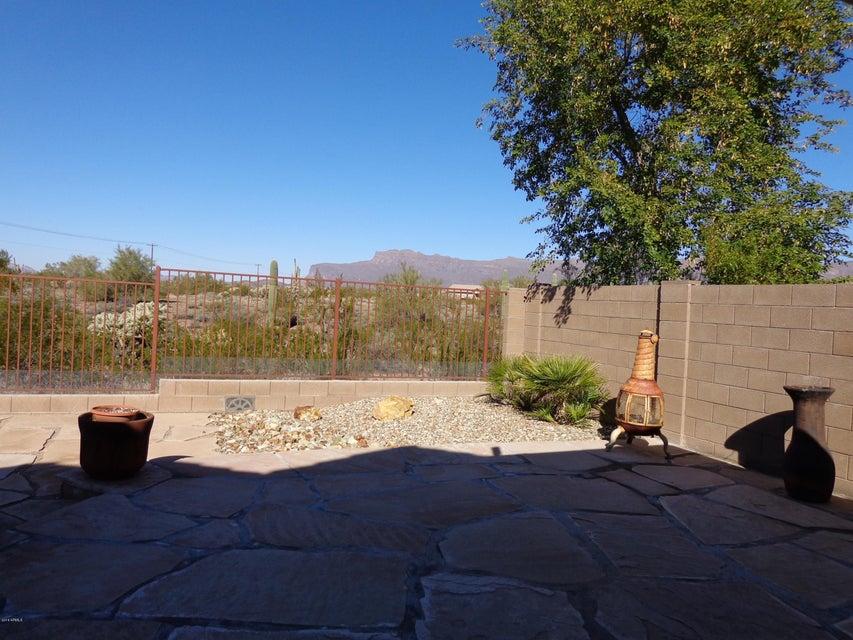 MLS 5513861 9710 E Stone Circle Lane, Gold Canyon, AZ 85118 Gold Canyon AZ Peralta Trails