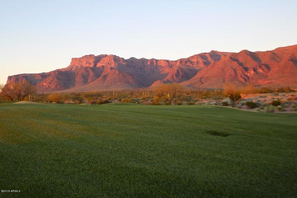 9431 E CANYON VIEW Trail Lot 10CVE, Gold Canyon, AZ 85118