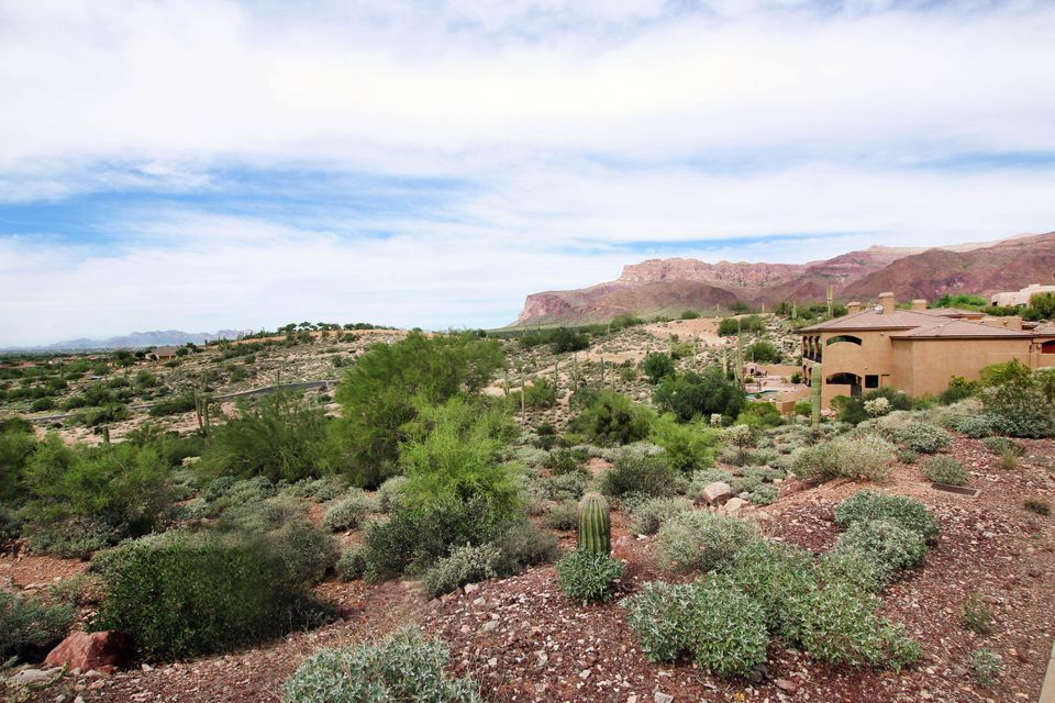 3840 S AVENIDA DE ANGELES -- Lot 91, Gold Canyon, AZ 85118