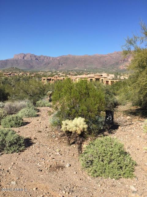 10844 E AVENIDA DE ESPERANZA -- Lot 29, Gold Canyon, AZ 85118