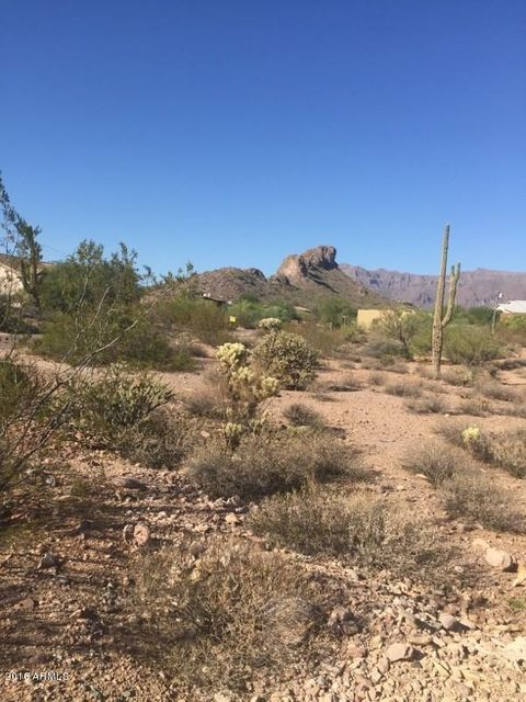 6267 S Eagle Pass Road Lot 367, Gold Canyon, AZ 85118