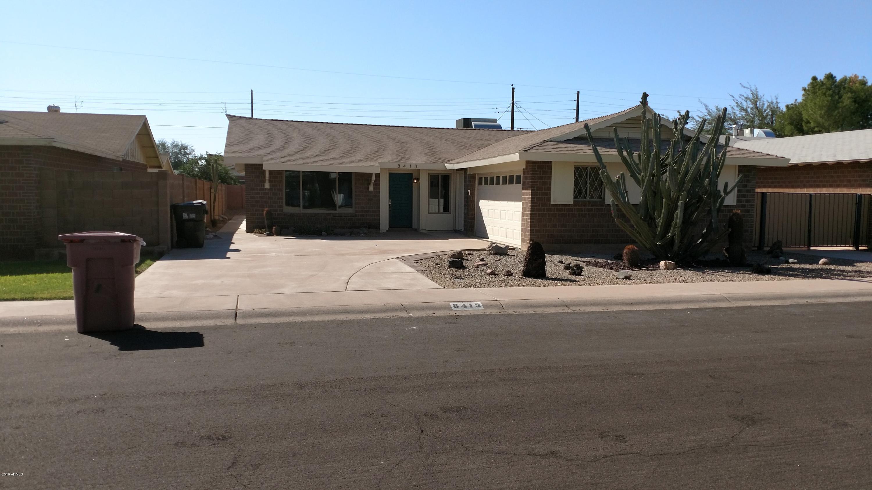 8413 E PLAZA Avenue, Scottsdale AZ 85250