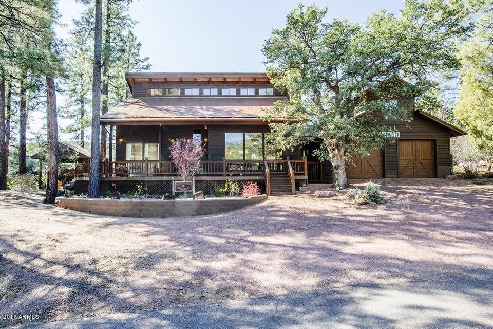 6711 W BRADSHAW Drive, Pine, AZ 85544