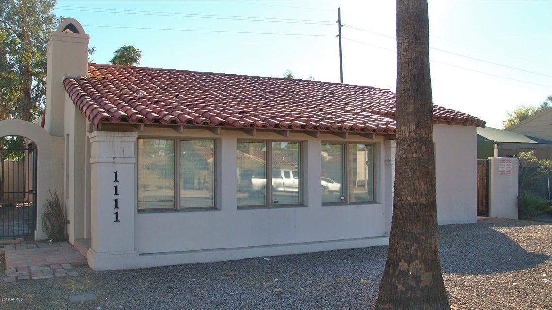 1111 W MCDOWELL Road Phoenix, AZ 85007 - MLS #: 5516410