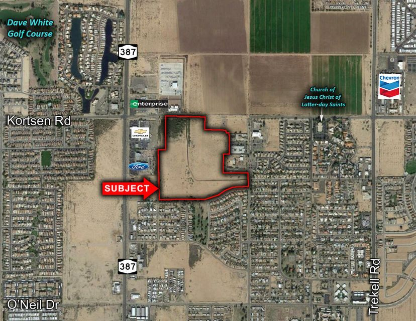 201 W Kortsen Road, Casa Grande, AZ 85122